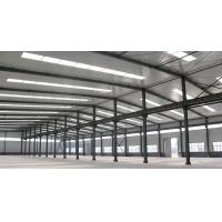 Wholesale Heavy Prefab Insulated Metal Buildings , Quick Build Metal Carport Garage from china suppliers
