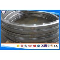 18crnimo7-6 / 4317 / 17CrNiMo6 Forged Steel Rings 8000 Mm Max OD 500 Mm Thickness for sale