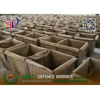 Wholesale Mil3 1m high Military Defensive Gabion Barrier  | China HESCO Barrier Factory from china suppliers