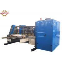 China Computer Control Rs4 Corrugation Machine Lead Adge Feeding For Corrugated Box on sale