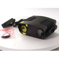 China Black Laser Night Vision Camera , High Resolution Infrared Camera See Through Filmed Car Glass on sale