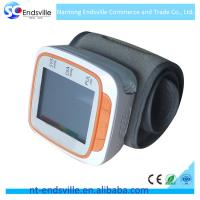 Wholesale Automatic portable wrist watch blood pressure monitor digital bp monitor from china suppliers