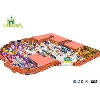 Wholesale Kindergarden Kids Indoor Playground With Installation Manual Capacity 1 Child / 2M2 from china suppliers