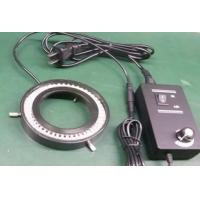 China YK-D72mm optical instrument microscope led ring light with power supply on sale