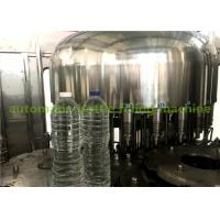 Wholesale Automatic Beverage Filling Machine For Bottling Water / Mineral Water Production Line from china suppliers