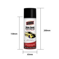 Wholesale 65mm 400ml Water Based Peelable Aerosol Rubber Paint from china suppliers