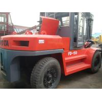 Wholesale used Toyota 15 ton forklift, fd150 lowest price ,Japanese manufacture, from china suppliers