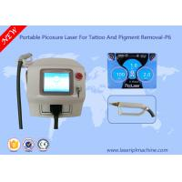Portable Laser Tattoo Removal Machine Picosure Picosecond 1064 Nm Q Switch Nd Yag for sale