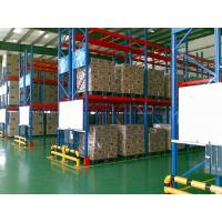 Wholesale Australian Standard AS 4084 Metal Heavy Duty Shelving , Pallet Racking Systems Improve Storage Space from china suppliers