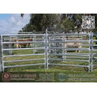 Wholesale China 1.6m high Corral Panels (Supplier)   oval pipe Horse Fence Panel from china suppliers
