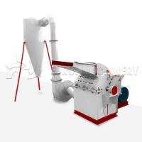 Wholesale 22kw Wood Crusher Machine Wood Chips Grinding Machine For Wood Process from china suppliers