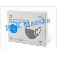 Wholesale 5 Layer FFP3 Face Mask Anti Virus Protection Mask With FDA CE Certification from china suppliers