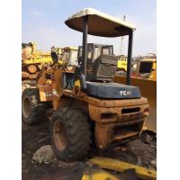 Wholesale Original japan Used TCM E805 Mini Wheel Loader For Sale from china suppliers