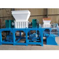 Wholesale H13 Blade Waste Plastic Crusher / Recycling Shredder Machine Heavy Duty from china suppliers
