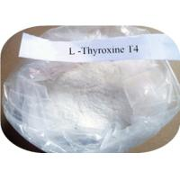 Quality High Purity L Thyroxine T4  CAS 51-48-9 , Pharmaceutical Grade Weight Loss Steroids for sale
