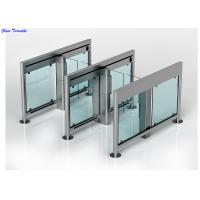 Wholesale Speed Lane Turnstile Security Systems, Auto Swing Gate Optical Turnstiles from china suppliers