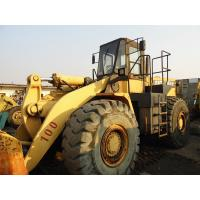 Wholesale Used CATERPILLAR WHEEL LOADER 966E FOR SALE from china suppliers