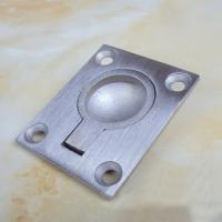 Wholesale Square kensington flush ring pull flush inset handles for sliding doors from china suppliers