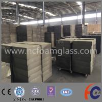 Wholesale cellular glass insulation material from china suppliers