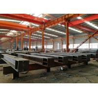 China OEM Welded Architectural Structural Steel Fabrication / Structural Steel Fabricators for sale