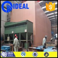 Quality Top grate durable Industrial sandblast  cabinet from china supplier for sale for sale