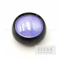 Wholesale Nail Art Decoration Solid Blue Fluorescent Neon Powder Nail Paint Pigment from china suppliers