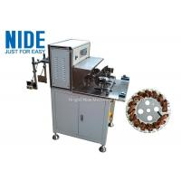 China Ceiling Fan Stator Coil Winding Machine , Automatic Motor Coil Winding Machine on sale