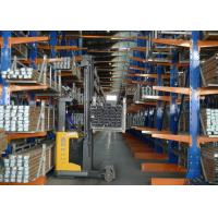 Wholesale Selective Multi - Tier Cantilever Steel Storage Racks With Powder Coating from china suppliers