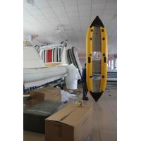 Wholesale Inflatable Fishing Kayak  For Single Person , Better View Transparent Canoe Kayak from china suppliers