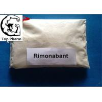 Wholesale 168273-06-1 Rimonabant Acomplia Weight Loss 99.5% Purity For Treating Overweight from china suppliers