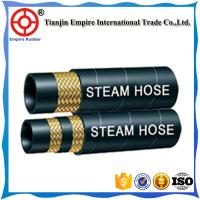Wholesale Durable Cover Protected Teflon steam hose  40 meter roll black or customized from china suppliers