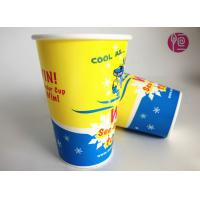 Wholesale Cold Beverage Cups9oz Top 73mm Soft Drink Paper Cold Soda Cup from china suppliers