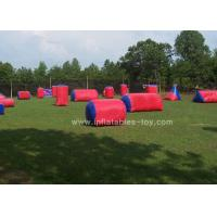 Wholesale Custom Size Inflatable Sports Games Red Color Airball Field Paint Ball For Kids from china suppliers