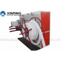 Wholesale Automatic Wire Corrugated Pipe Production Line , Hdpe Pipe Winding Machine from china suppliers