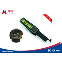 Wholesale Audible Alarm Police Scanner Handheld 56.5 * 46 * 32cm With 6F22ND 9V Battery from china suppliers