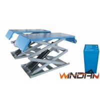 Wholesale Scissor Lift Only 105mm Closed HydraulicCarLift For 3.0t Capacity from china suppliers
