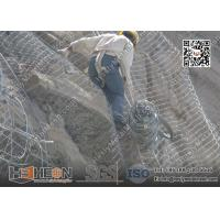 Wholesale 4.5X4.5m SNS Active Rockfall Mesh Netting System | China Rockfall Netting Supplier from china suppliers