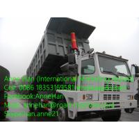 Wholesale 6 x 4 Heavy Duty Dump Truck Sinotruck Howo 371hp 70ton Special Design of Mining Tipper Truck from china suppliers