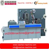 Wholesale ZM-320 rotary label die cutting machine from china suppliers