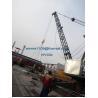 QD100-1840 HYCM Tower Crane Derrick Type 10t Max. Load 4.0t Tip Load for sale