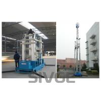 Quality One Person Self Propelled Elevating Work Platforms 22m For Maintenance Service for sale