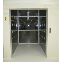 Wholesale Stainless steel air shower with automatic-door for clean room from china suppliers