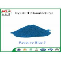 Wholesale Reactive blue PSE Textile Reactive Dyes C I Reactive Blue 5 Eco Friendly from china suppliers