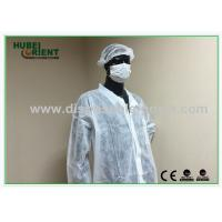 Wholesale Nonowven Adult Version / MR Disposable Lab Coats Protective Lab Coats from china suppliers