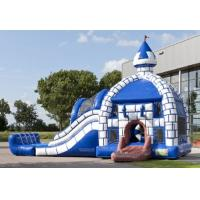 Wholesale Cool Durable PVC Inflatable Combo Commercial Bounce Houses For Kids from china suppliers
