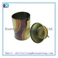 Wholesale Wholesale custom Christmas tin box for gift from china suppliers