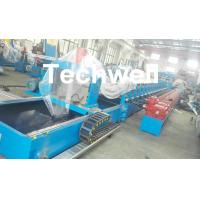 Wholesale 15KW Hydraulic Power Highway Guardrail  Roll Forming Machine from china suppliers