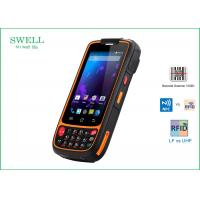 Wholesale 1D 2D Scanner mobile phone 16GB Military Spec Smartphone with LF 125KHz 134.2KHz from china suppliers