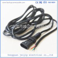 Wholesale Dustproof Internal Machine Power Cord Cable , TPU PVC Video Camera Cable from china suppliers
