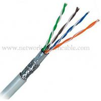 OEM Cat5E SFTP Cable 1000Ft Exterior Grade Cat5 Ethernet Cable